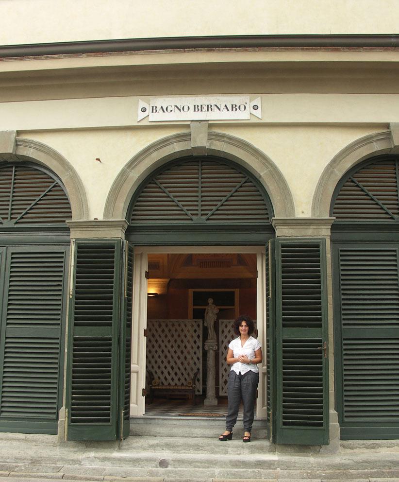 The Bernabo Thermal Spa of Bagni di Lucca   Shona Nunan & Michael ...