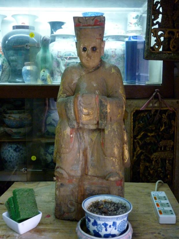 antique shop Hollywood rd Hong kong