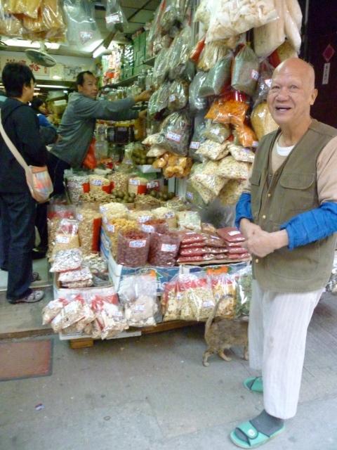 Sheung Wan shop