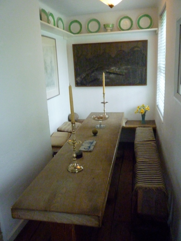 Dinning room at Kettle's Yard