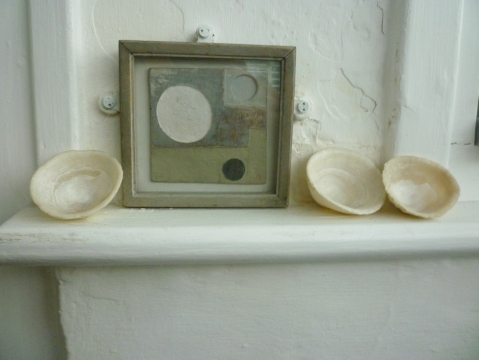 Painting and shells