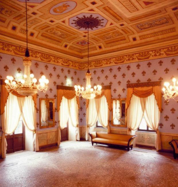 Casino, Ponte a Serraglio