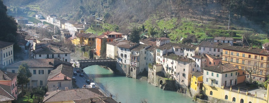 Bagni di Lucca ~ Ponte a Serraglio