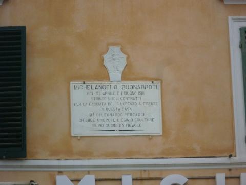 Michaelangelo was here!
