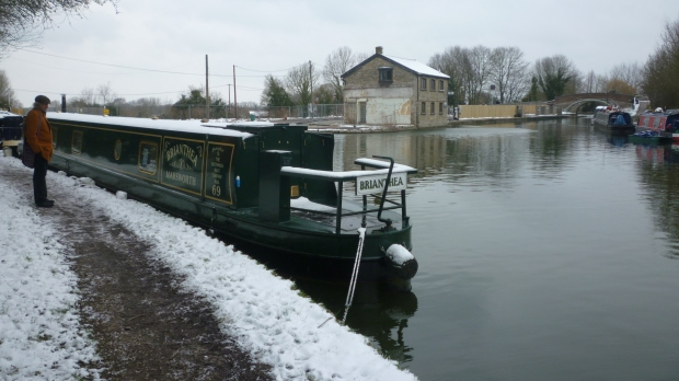 Which narrow boat will we buy?