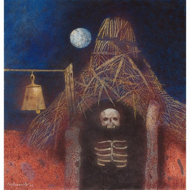 Ganesh Pyne - 'Untitled'