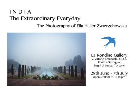 Exhibition invitation