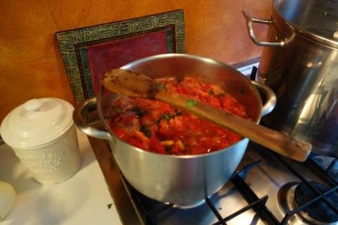 Sugo - tomato sauce