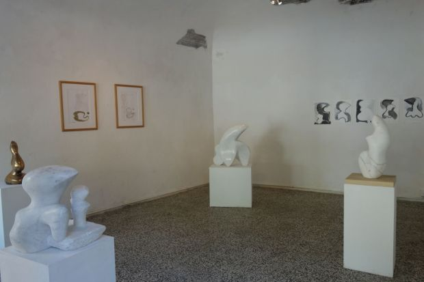 Exhibition in La Rondine