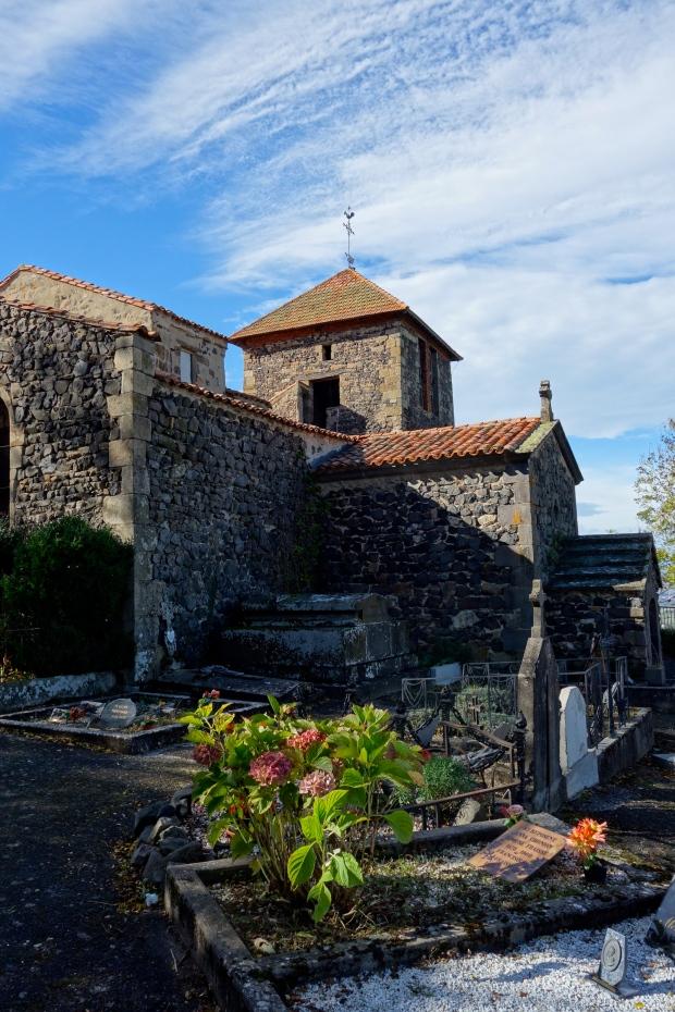 church at Saint Floret