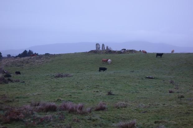 standing stones Waterville