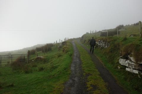 walks in the hills